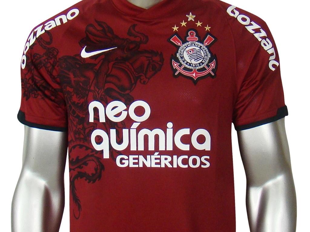 Falha de comunicação esvazia estratégia de marketing da terceira camisa  corintiana - Esporte - BOL d7f40a3b9129c