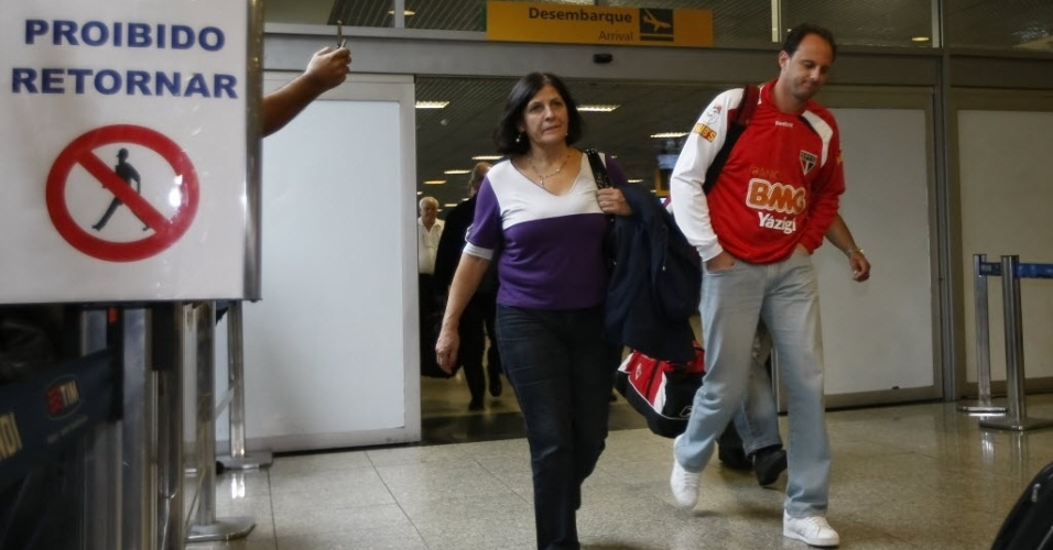 Rogério Ceni, do São Paulo (13/05/2011)
