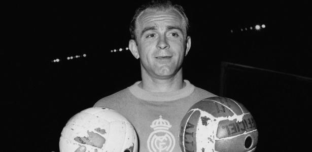 Di Stéfano participou da Liga Pirata antes de se transferir para o Real Madrid
