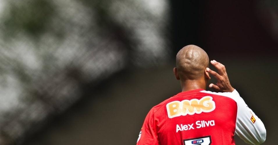 Alex Silva, do São Paulo