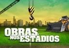 Custo de estádios da Copa-2014 aumenta R$ 1,7 bi em um ano; veja a situação de cada sede