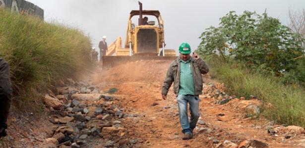 Imagem da obra do Itaquerão, que deve ser favorecido pelas isenções fiscais aprovadas