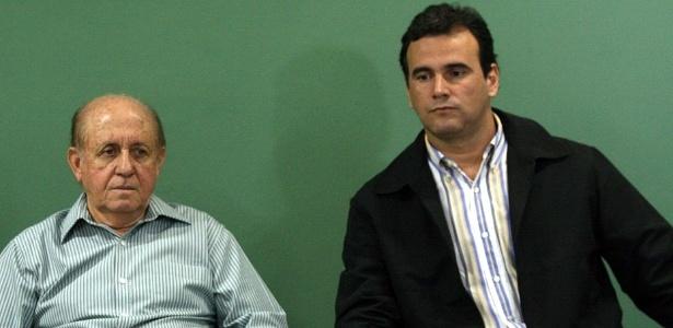 Kléber Guerra é apresentado como novo diretor de futebol do Goiás (31-05-2011)
