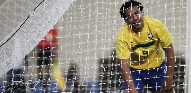 Atacante do Fluminense deverá sair aos 30 minutos do primeiro tempo - Ricardo Moraes/Reuters