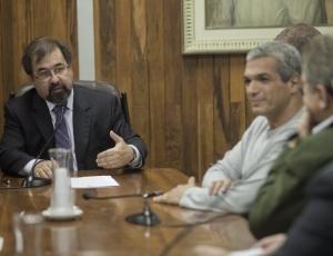 Marco Aurélio, hoje vereador, se opõe à isenção ao Corinthians e questionou Andrés na Câmara