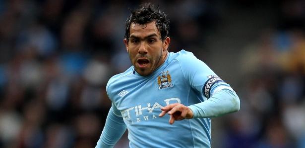 Afastado no Manchester City, Tevez interessa ao rivais Inter de Milão e Milan - Alex Livesey/Getty Images