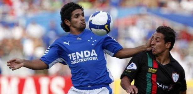 Guilherme (foto), Gil e Ramires passaram pelo Cruzeiro e vão render quase R$2 milhões