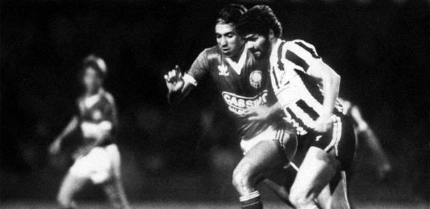 Última final de Paulista do Palmeiras, sem estar sob o comando de parceiros, foi em 1986 - Arquivo/Folha Imagem