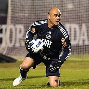 Goleiro Marcos, do Palmeiras