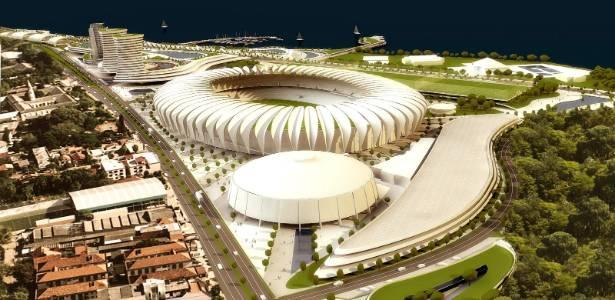Conselho do Inter aprovouu a parceira com a A. Gutierrez para a reforma do Beira-Rio