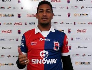 Atacante Hernane, do São Paulo, é confirmado como novo reforço do Paraná para a Série B