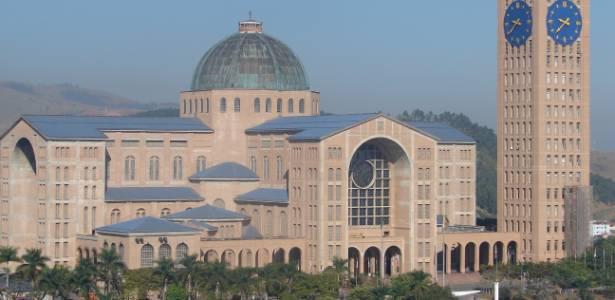 Hotel está sendo construído para receber visitantes da Basílica de Aparecida