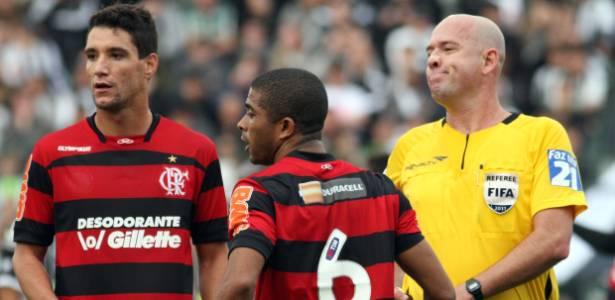 Héber Roberto Lopes apitará a partida entre Atlético-MG e Flamengo