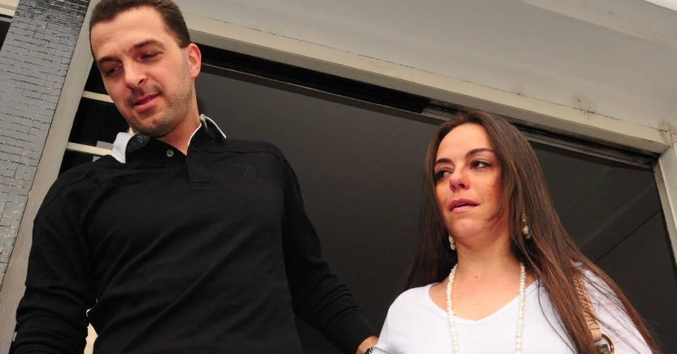Zé Elias deixa prisão após ficar encarcerado por 30 dias por não pagar pensão alimentícia