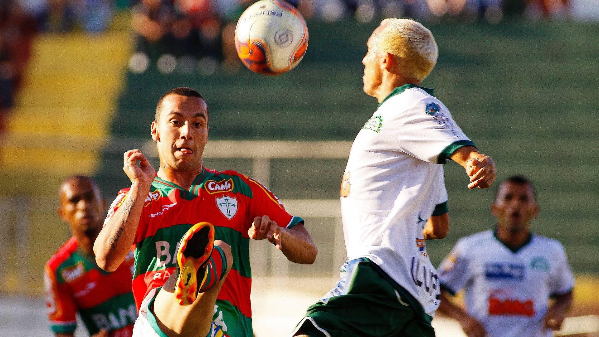 Portuguesa recebe o Icasa na última rodada do primeiro turno da Série B