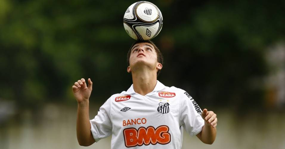 Jean Chera, ex-atleta da base do Santos