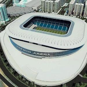 Arena do Grêmio espera receber jogos da Copa das Confederações e trabalha por Mundial de 2014