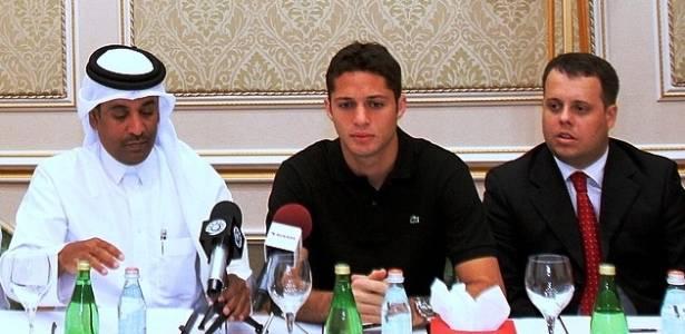 Anderson Martins conseguiu sua rescisão de contrato no Qatar
