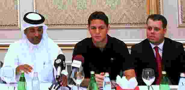 Anderson Martins conseguiu sua rescisão de contrato no Qatar - Divulgação