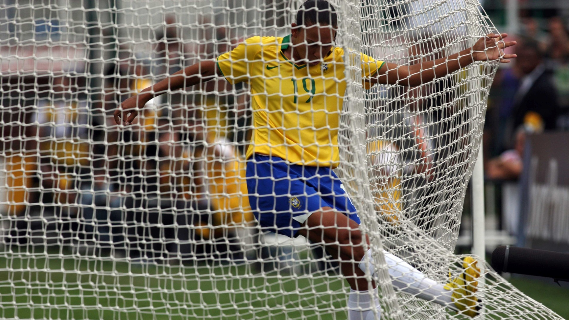 Daniele está entre as jogadoras brasileiras convocadas para o Pan