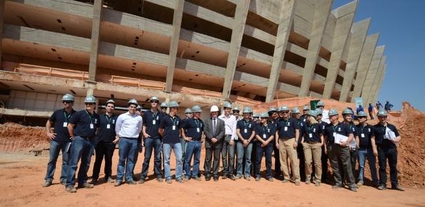 Autoridades mineiras esperam garantir semifinal da Copa de 2014 no Mineirão