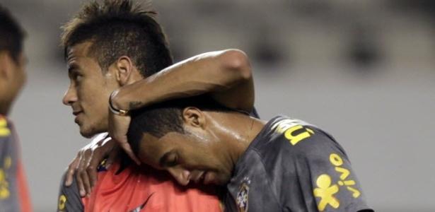 Estrelas da seleção olímpica, Neymar e Lucas devem desfalcar Santos e São Paulo no Brasileirão