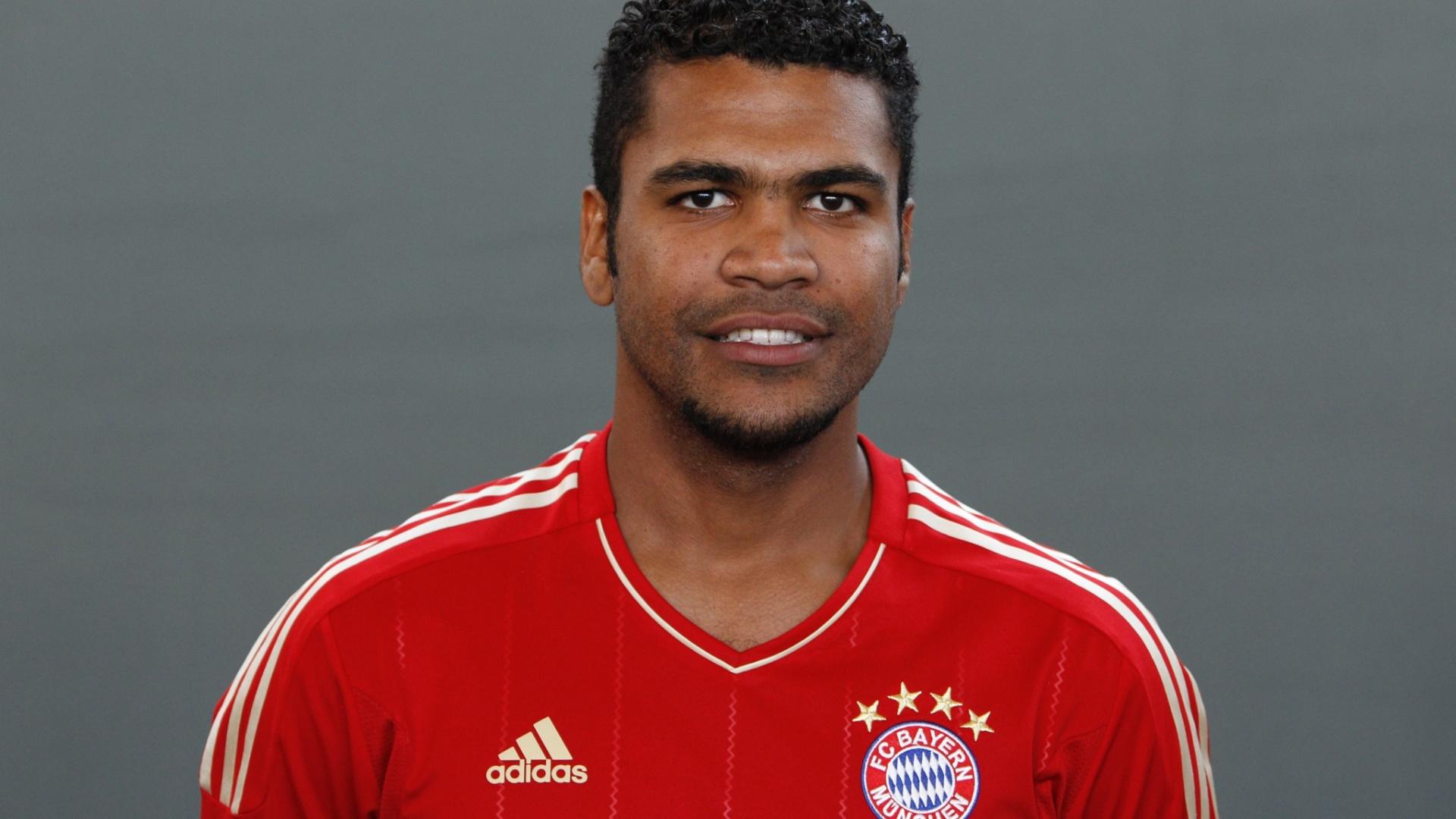 Breno, zagueiro do Bayern de Munique (12/07/2011)