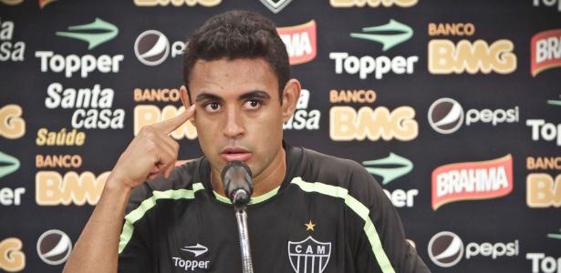 Werley é objetivo do Grêmio, que estuda investida para ter jogador do Atlético-MG