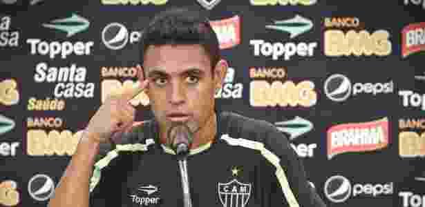 Bruno Cantini/Site oficial Atlético-MG