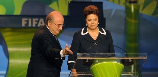 Presidente recebeu nova reclamação por conta das regalias que serão dadas à Fifa