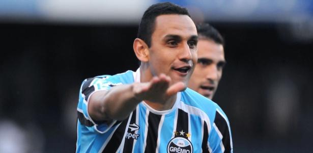 Rafael Marques tem passagem pelo Grêmio marcada pelo número de gols marcados