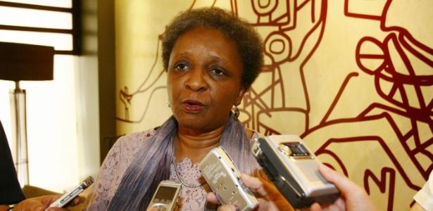 A ministra Luiza Bairros admitiu o aumento nos casos de racismo e problema com a internet no Brasil