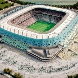 Arena Pernambuco passará a ser gerida pelo Náutico a partir de 2013