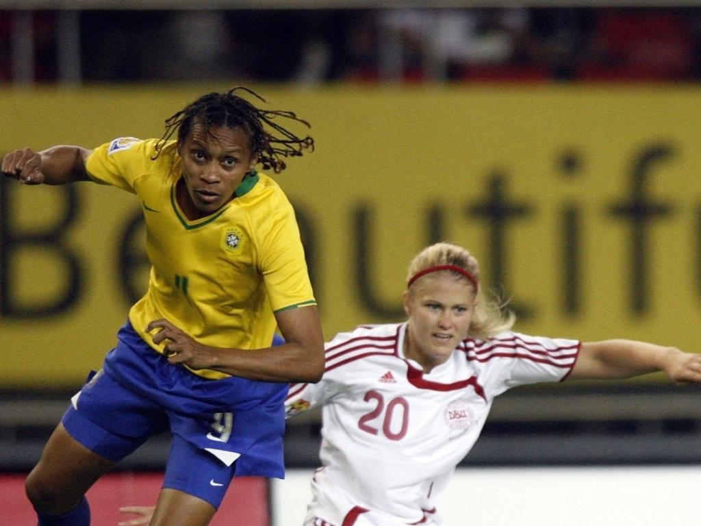 Veterana de seleção brasileira, Maycon vai defender o Brasil no Pan-2011