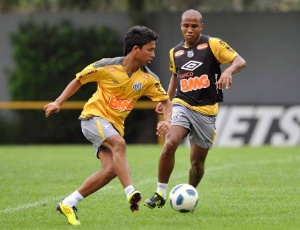 Breitner estava com poucas chances no Santos e acabou sendo emprestado para ganhar experiência