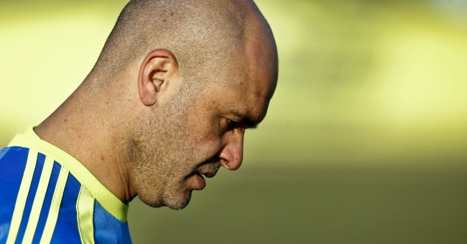 Marcos, goleiro do Palmeiras