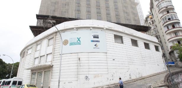 Hotel Glória, no Rio de Janeiro, está em reforma para a Copa do Mundo de 2014