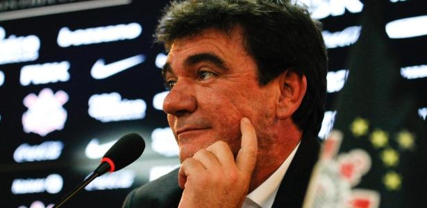 Andrés Sanchez não escondeu o entusiasmo após o título inédito da Copa Libertadores