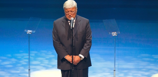 Ricardo Teixeira é ex-presidente da CBF
