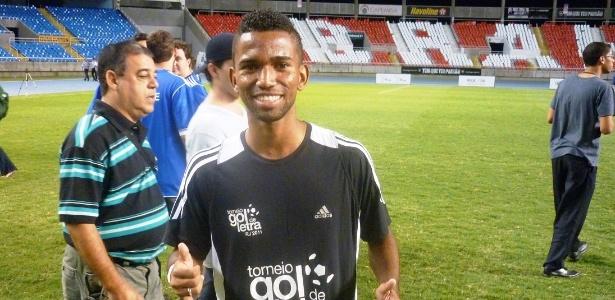 Cidinho preferiu não responder se o destino do time seria diferente com ele em campo - Bernardo Gentile/UOL Esporte