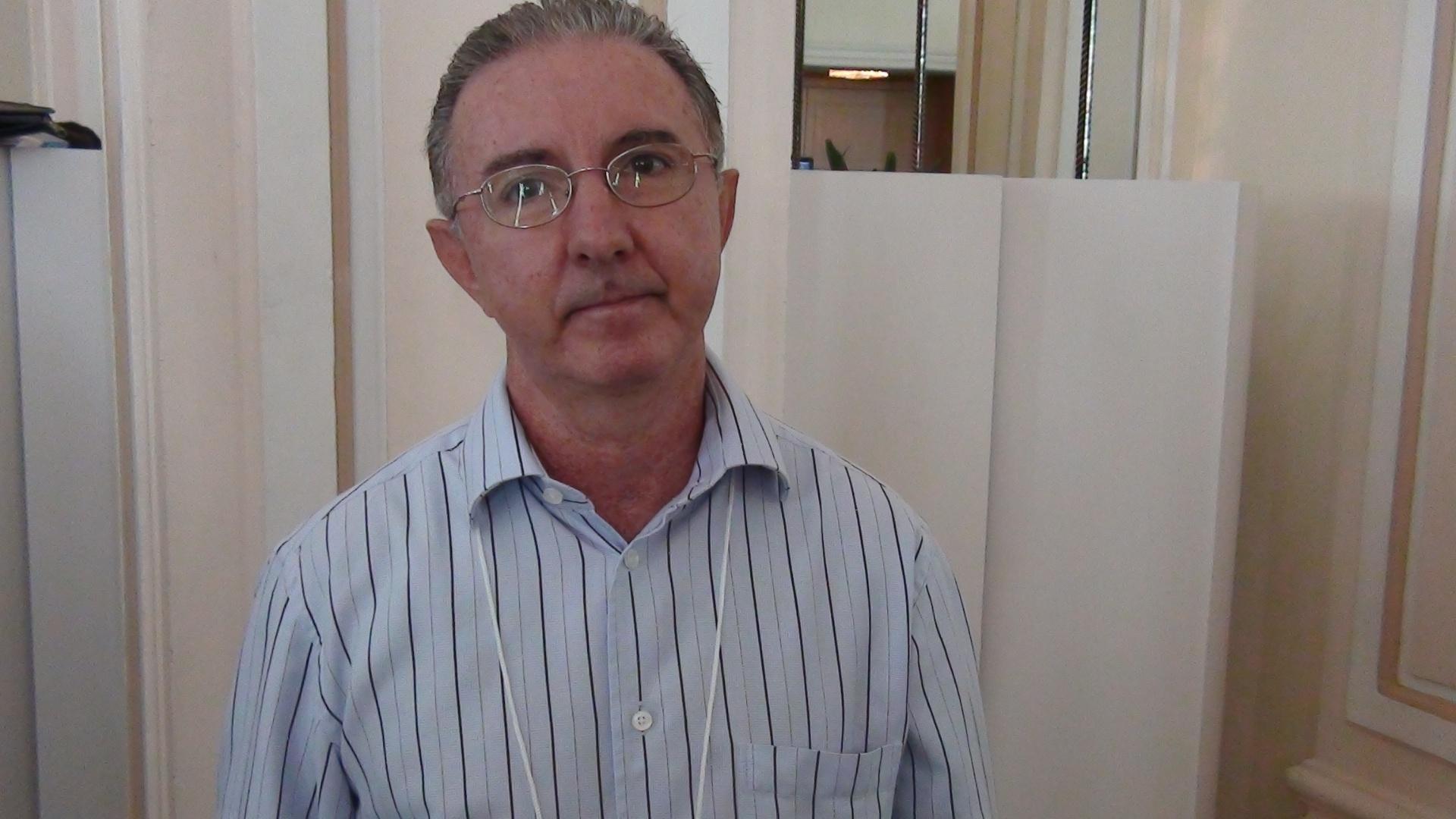 Paulo Zagallo participa do Footecon, congresso sobre futebol no Rio de Janeiro