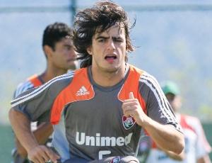 Lateral-esquerdo João Paulo foi revelado pelo Fluminense defenderá o Criciúma em 2012