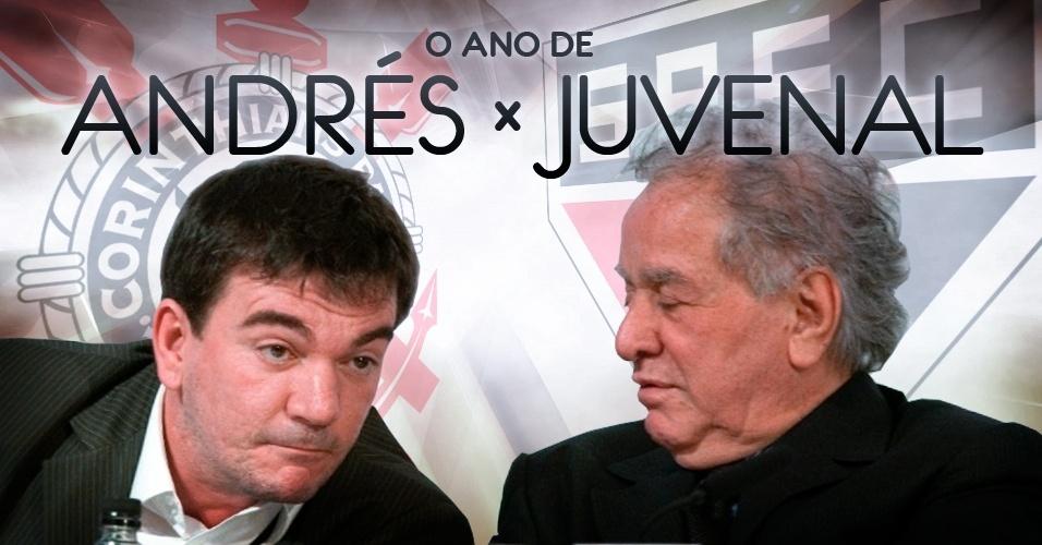 Embate entre Andrés x Juvenal em 2011