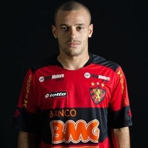 Thiaguinho chegou ao Sport no começo de 2011