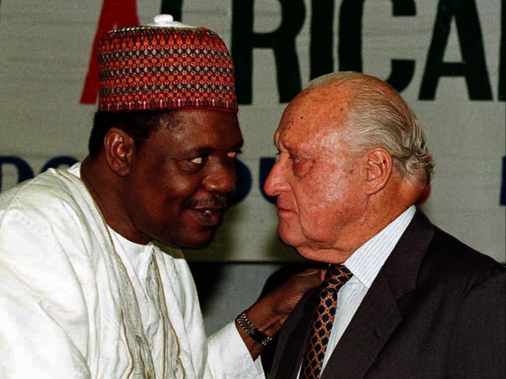 Amadurecimento do futebol profissional na África é uma façanha geralmente creditada na conta de Havelange