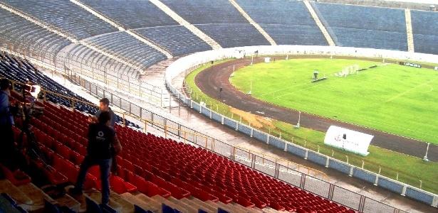 Estádio do Café, em Londrina, receberá América-MG e Palmeiras