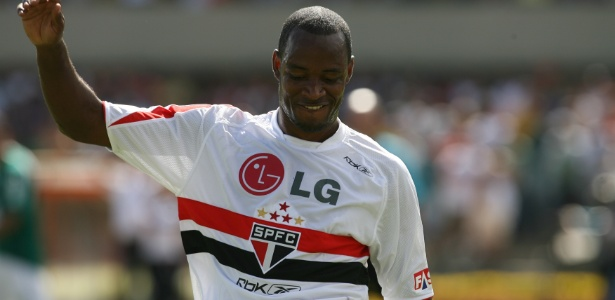 Fabão foi campeãopaulista, brasileiro, da Libertadores e do Mundial pelo São Paulo