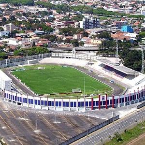 Estádio da Vila Capanema, do Paraná Clube, irá receber seu segundo Atle-Tiba em 2012