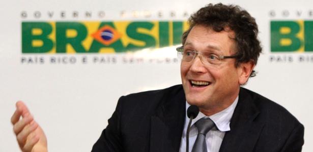 Para Jérôme Valcke, Brasil pode arrecadar até US$ 3,8 bilhões com Mundial