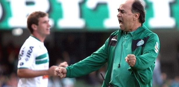 Marcelo Oliveira é um dos nomes na pauta do Coxa, mas salário pode ser entrave